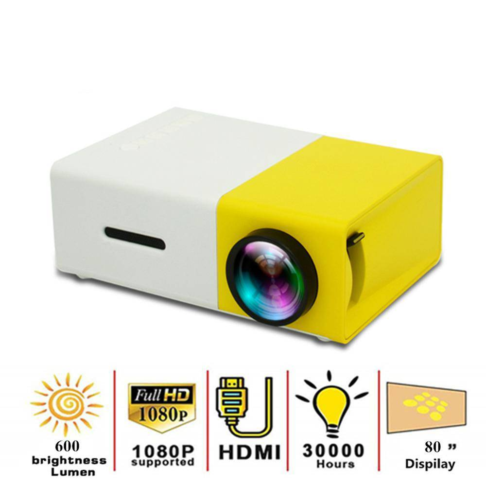 Luminosity™ LED Mini Projector