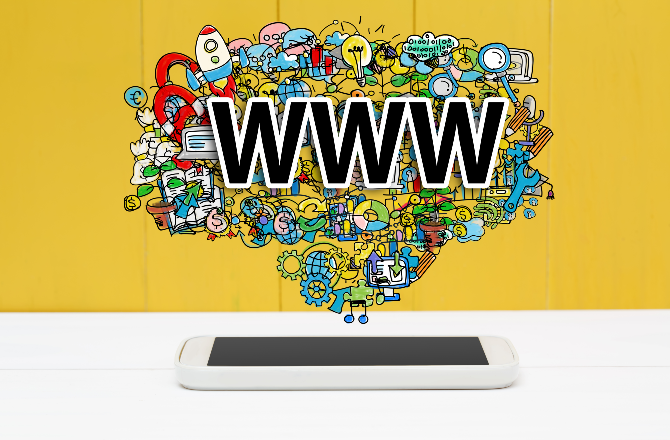 you can start designing your website the way you like