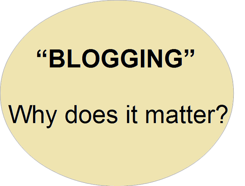 Blogging helps you generate more sales if done properly and why does it matter.