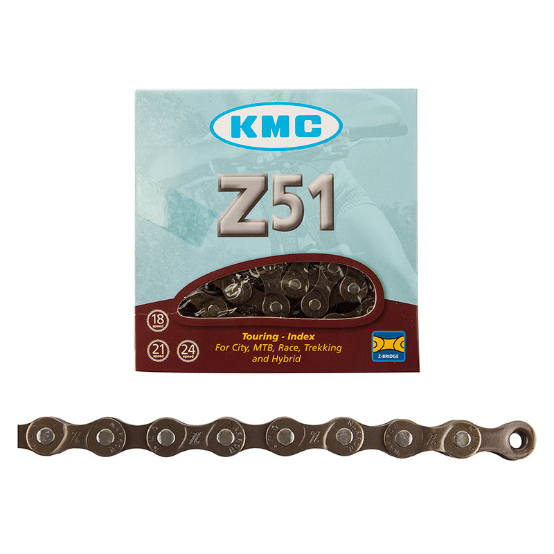 KMC Z51 6/7/8spd Chain