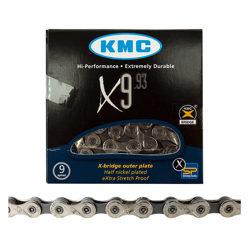 KMC X9.93 9-Speed Chain