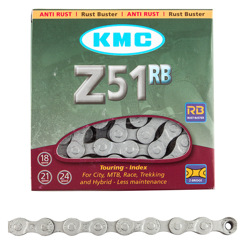 KMC Z51 Rust Buster 6/7/8 Speed Chain