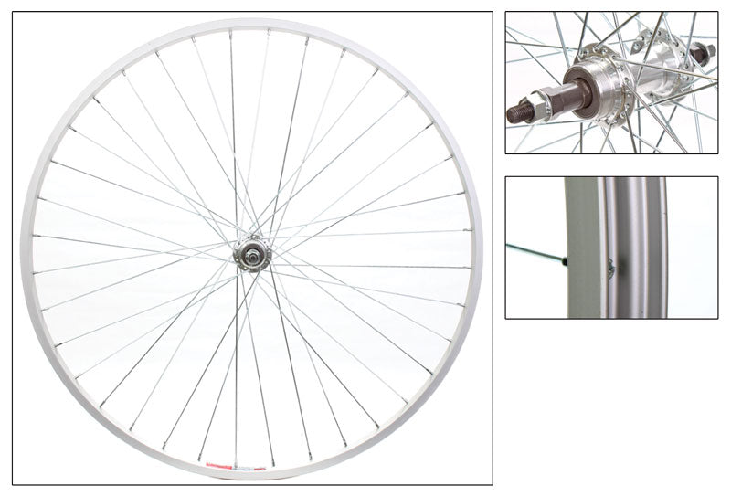 WheelMaster 700c Alloy Hybrid Single Wall Rear Wheel