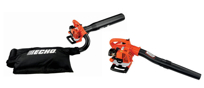 Echo ES-250 Easy Starting Leaf Vacuum Leaf Blower