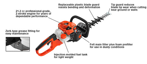 Echo Hedge Trimmer HC-2020