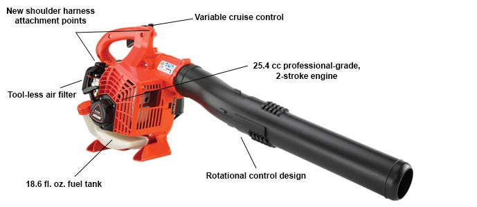 Echo Hand Held Blower (PB-2520AA