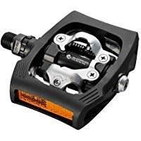 Shimano  PD-T400 Click'r Easy Release Dual-Sided Pedal