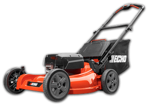 Echo Cordless Lawn Mower W/4ah Battery & Charger CLM-58V4AH