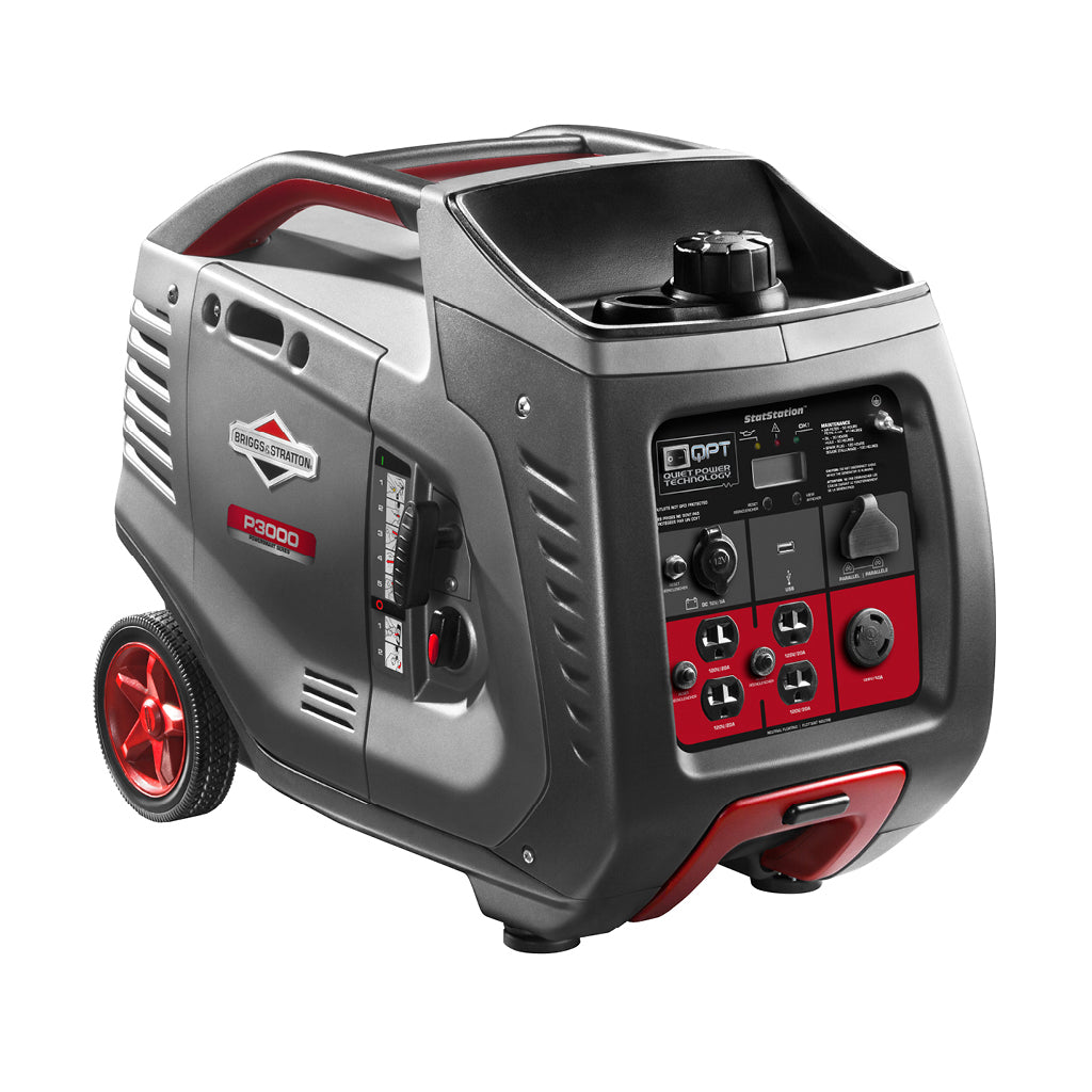 Briggs & Stratton P3000 Watt Inverter PowerSmart Series Generator