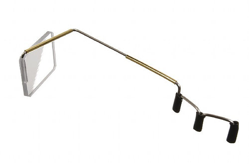 Bike Peddler Eyeglass Mirror