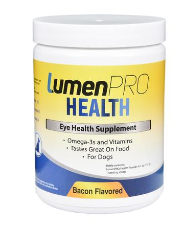 LumenPro Health Dog Food Topper | Lutein, Zeaxanthin and Omega-3s with Enhanced Bio-availability