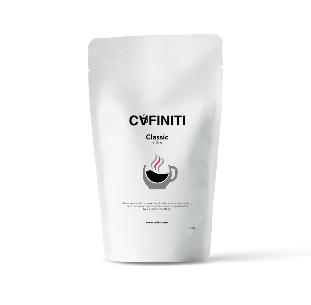 Cafiniti Classic Coffee Beans Bag