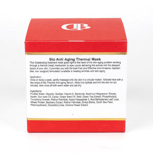Bio Anti Aging Thermal Mask