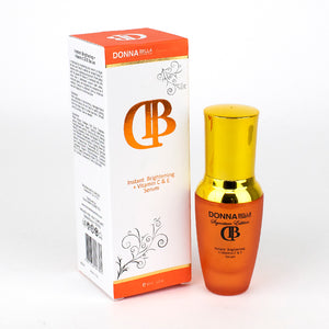 Instant Brightening + Vitamin C,E Serum