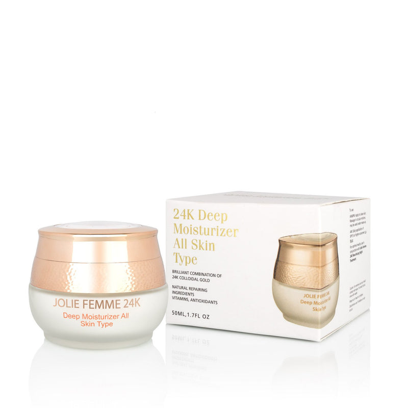 24K Deep Moisturizer All Skin Type