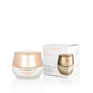 24K Gold Resurfacing Night Treatment