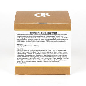 Resurfacing Night Treatment
