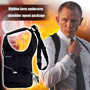 Invisible Underarm Package Shoulder Bag - looshore