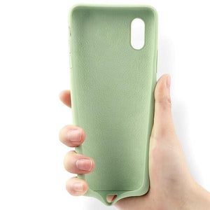 Liquid Silicone Phone Case - looshore