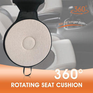 360° ROTATING SEAT CUSHION - looshore