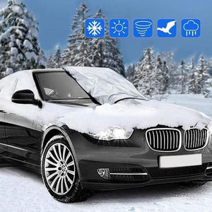 Universal Premium Windshield Snow Cover - looshore