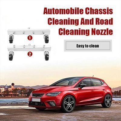 Automobile Chassis Cleaning And Road Cleaning Nozzle - looshore