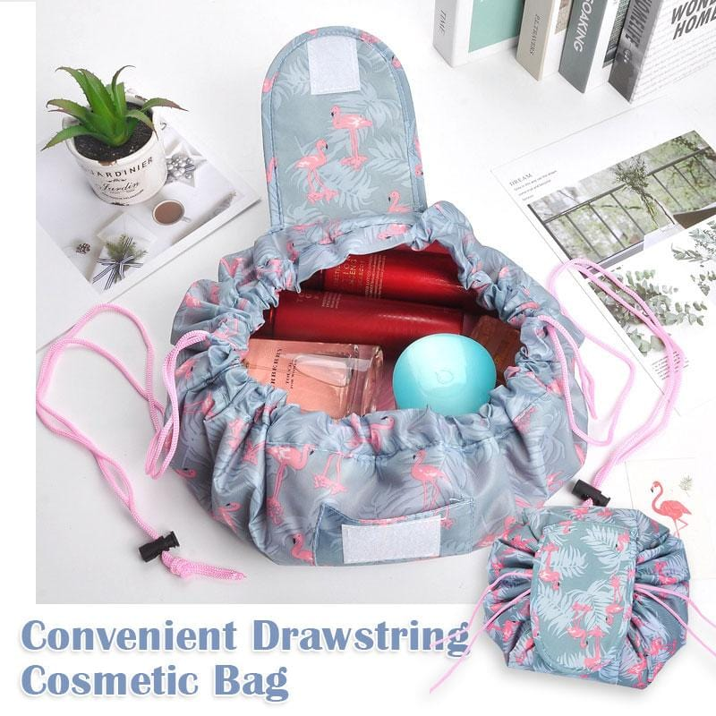 Convenient Drawstring Cosmetic Bag