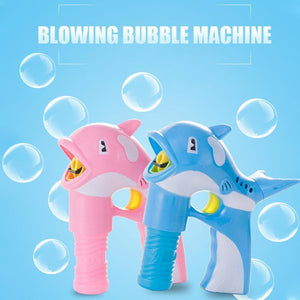 Blowing Bubble Machine - looshore