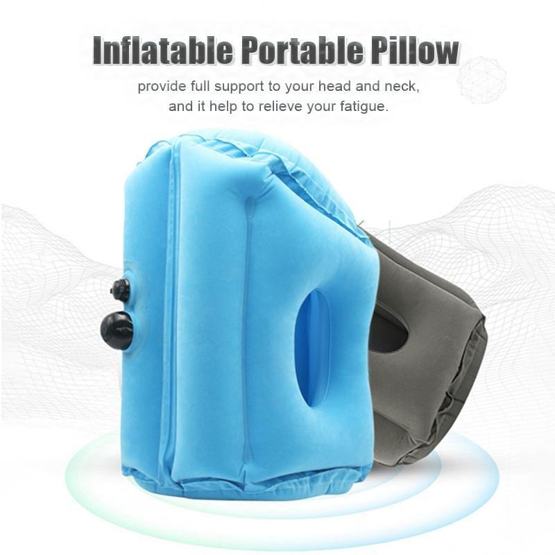Inflatable Portable Pillow - looshore