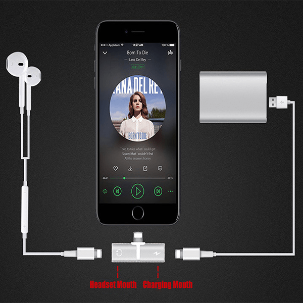 Lightning Adapter For iPhone - looshore