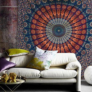 Home Decoration Mandala Tapestry - looshore