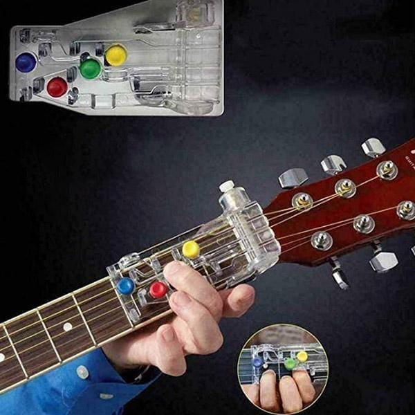 Guitar Chord Assisted Learning Tools - looshore