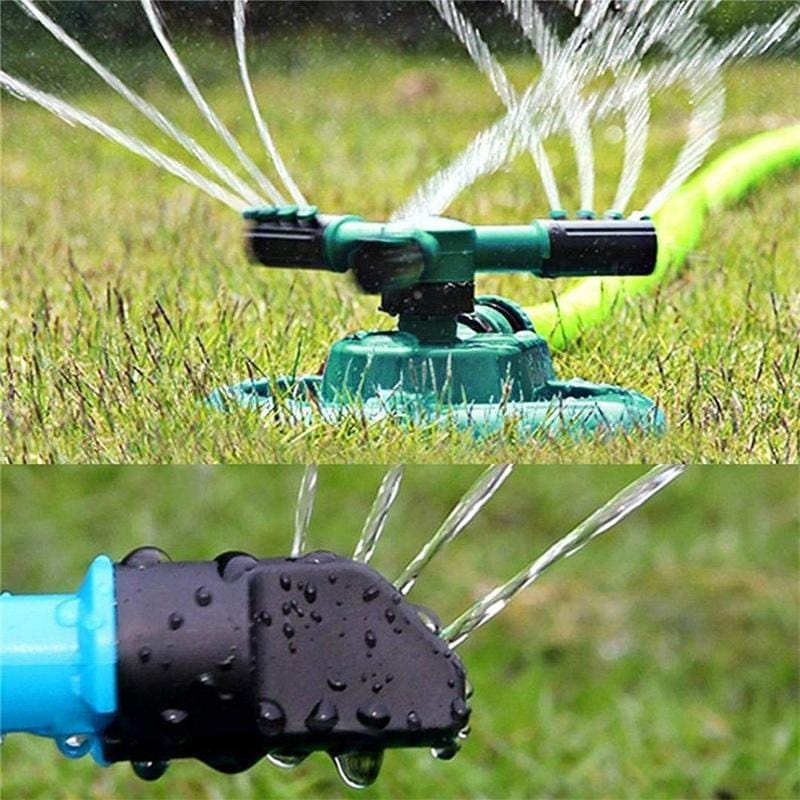 360 Auto Rotating Sprinkler - looshore