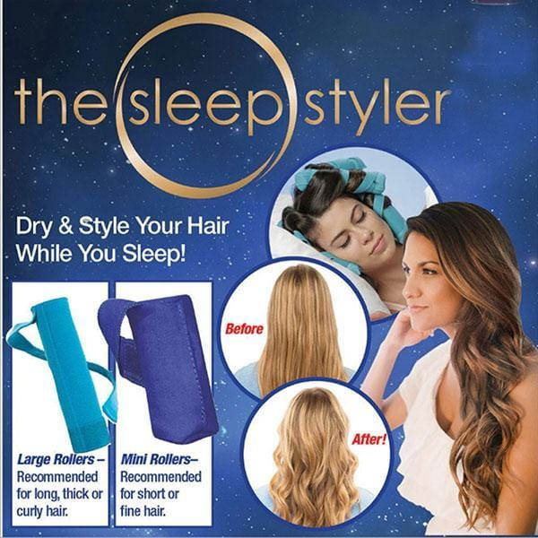Sleep Hair Rollers - looshore