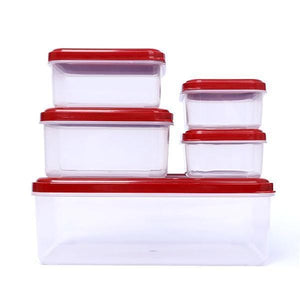 Refrigerator Storage Box (1 Set) - looshore