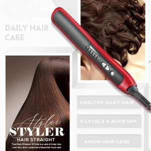 Hair Straightening Styler (Special Promotion-50% OFF)