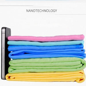 Multi-Purpose Shammy Cleaning Towel - looshore
