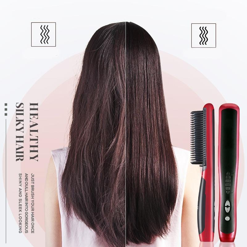 Hair Straight Styler - looshore