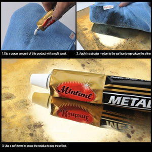 Metal Polishing Paste - looshore