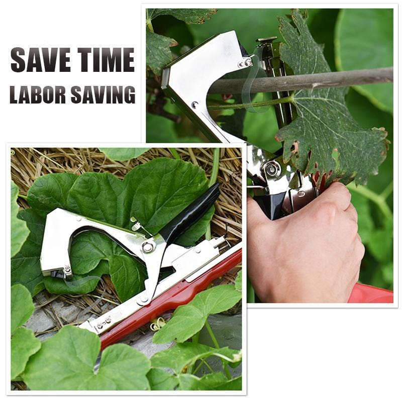 Garden Plant Tying Machine - looshore