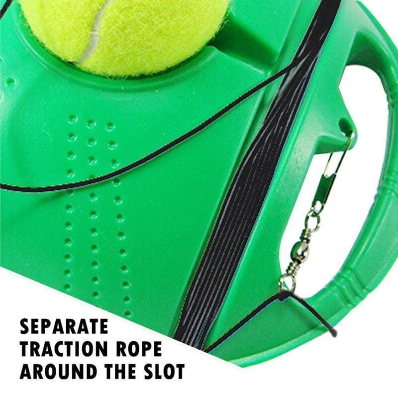 Tennis Trainer Baseboard(1 Set) - looshore