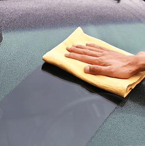 Chamois Towel For Car - looshore