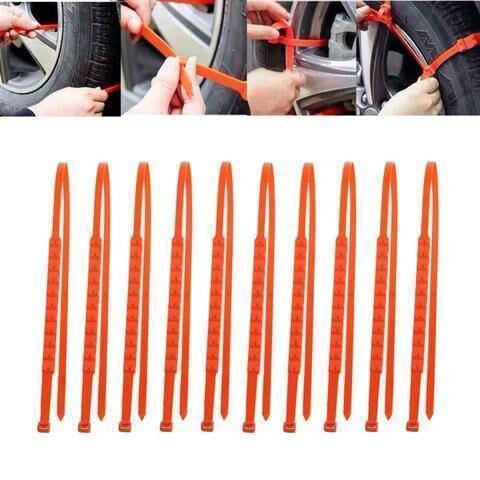 10pcs/set  Anti-skid Chains - looshore
