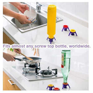 Bottle Cap Stand Kit(6 PCS) - looshore