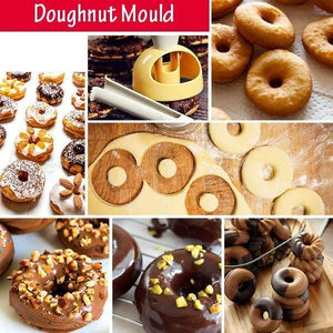 Doughnut Mould - looshore