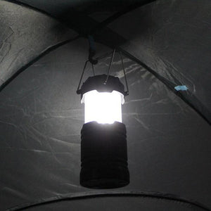 3-in-1 LED Flame Camping Lantern - looshore