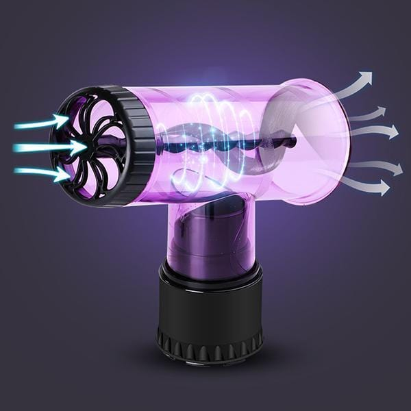 Hair Dryer Spin Roller Curls Diffuser - looshore