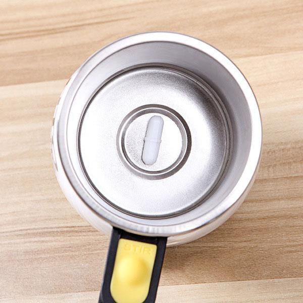 Stainless Steel Upgrade Magnetized Mixing Cup - looshore
