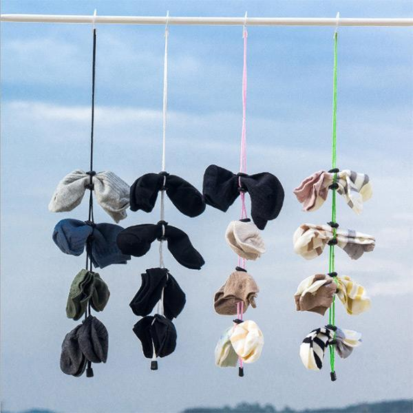 Socks Drying Rope - looshore
