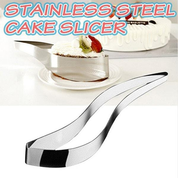 304 Stainless Steel Cake Slicer【Hot Sale🔥】 - looshore